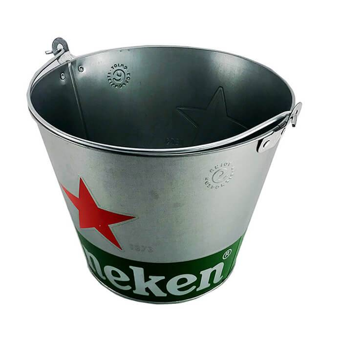 HH-0227 Budget Metal Beer Ice Buckets