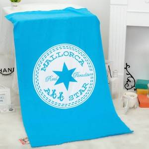 LO-0111 Custom Microfiber Beach Towels