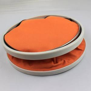 LO-0096 Customized Logo Foldable Bucket