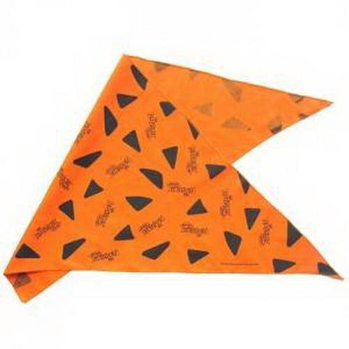 AC-0127 Promotional Logo Cotton Triangle Bandana