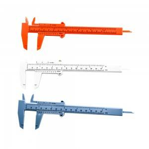 HH-0244 Custom Logo Plastic Calipers 150mm