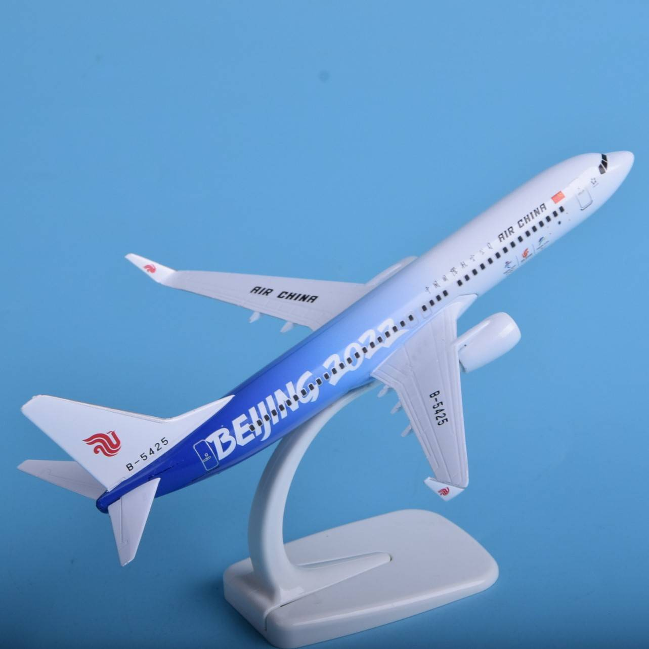TN-0052 Promotional BOEING 737 Airplane Model