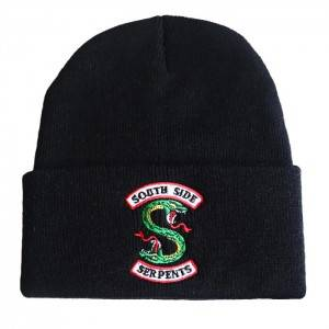 AC-0125 Business Logo Knitted Hats