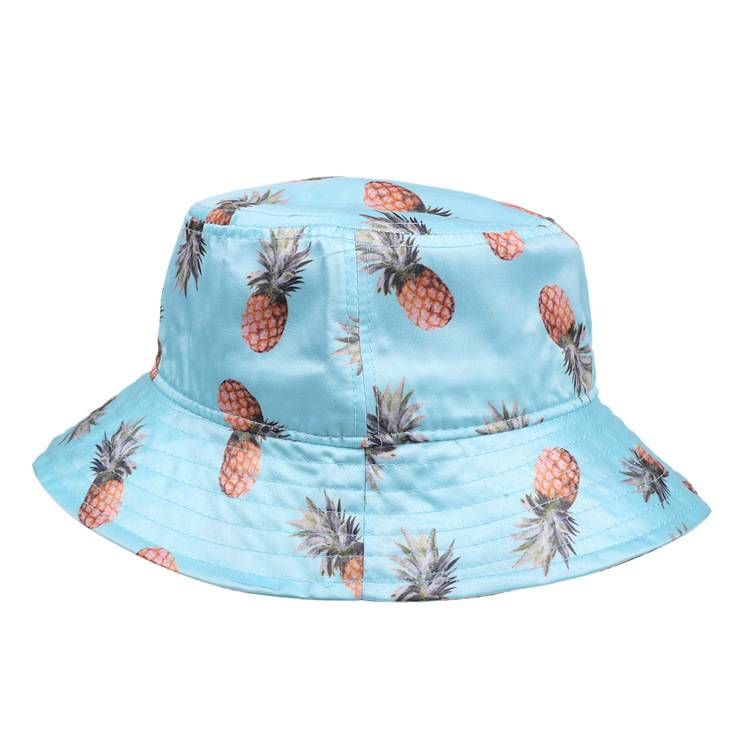 AC-0177 full color printed bucket hats