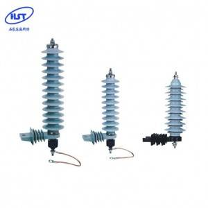 Leading Manufacturer for Lightning Arrester Grounding - High Quality Surge Power lightning Arrester – Histe