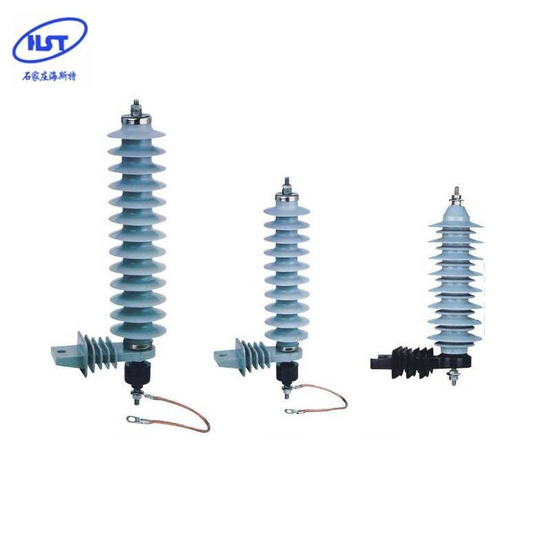 Short Lead Time for Lightning Arrester For High Rise Building - High Quality Surge Power lightning Arrester – Histe