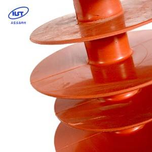 One of Hottest for Electric Heater Ceramic Insulator - High Protection Silicone Rubber Post Composite Insulator – Histe