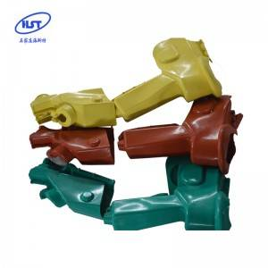 Silicone Rubber Transformer bushing jacket