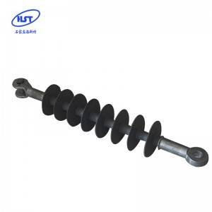 Factory Price For Insulators Of Heat And Electricity - High Quality Tension Polymer Suspension Insulator – Histe