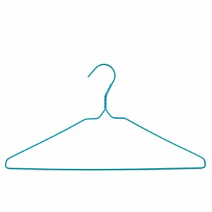 Wholesale Cloth Hanger Factories –  Factory Wholesale PE Coated Wire Hanger Clothes Metal Hangers – Lipu