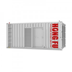 Best Price for 375kva Open Generator - GE 520NG&NGS-E3262 LE202-M-EN-400V – Hongfu