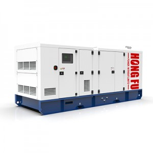 High definition 150kw Generator Head - GE 200NG-MAN2876-EN – Hongfu