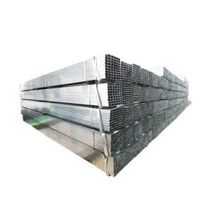 Rectangular tube package rectangular steel tubing price list