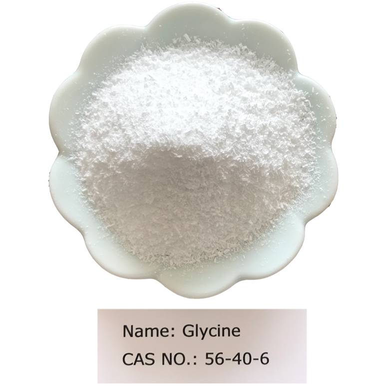 Glycine CAS NO 56-40-6 for Pharma Grade (USP/EP/BP) Featured Image