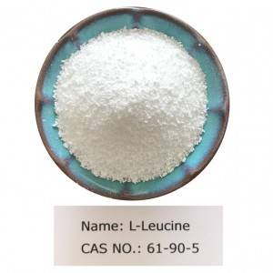 L-Leucine CAS NO 61-90-5 For Food Grade (AJI/USP)