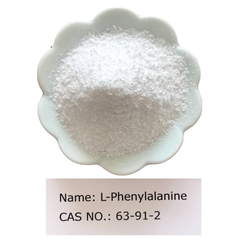 L-Phenylalanine CAS NO 63-91-2 for Pharma Grade (USP) Featured Image