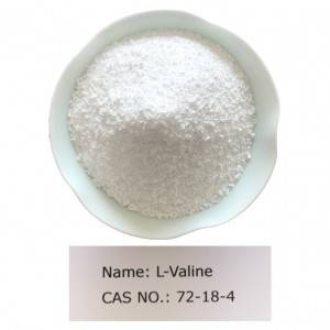 L-valine CAS NO 72-18-4 For Food Grade (AJI/USP)