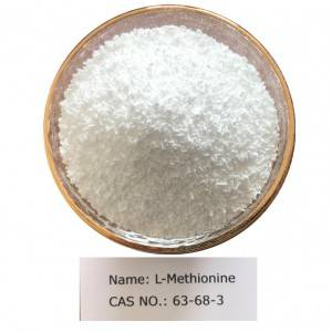 Wholesale L-Threonine 98.5% - L-Methionine CAS 63-68-3 for Pharma Grade(USP) – Honray
