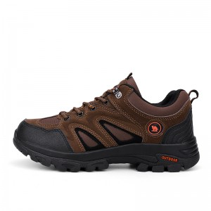 OEM Customized Pu Shoes - Amazon Hot Deals Running Shoes Men's Outdoor Shoes Manufacturer – HOPE SHOE