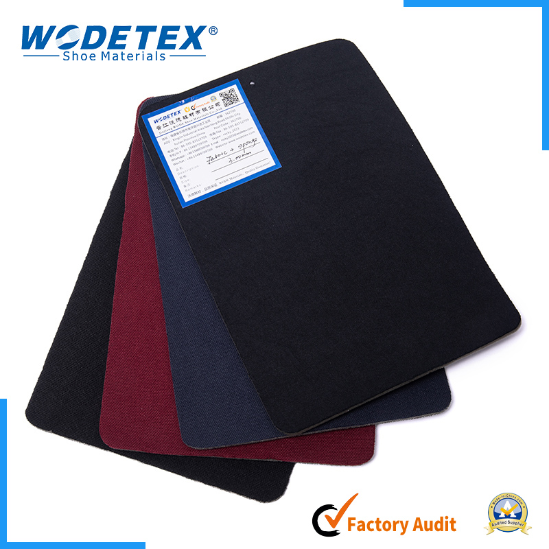 nonwoven fabric with sponge