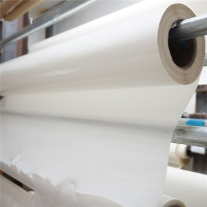 PES hot melt adhesive film for aluminum panel