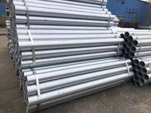 Reasonable price Galvanized Steel Post S - Round shape post – Huiquan