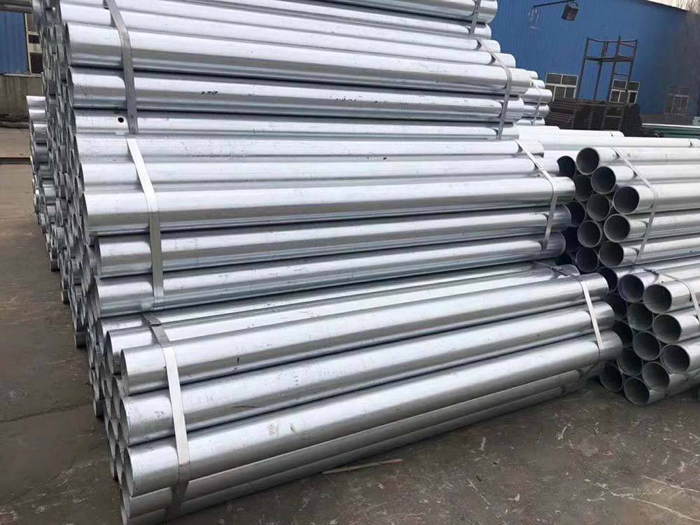 Factory Supply Steel Posts – Round shape post – Huiquan Featured Image