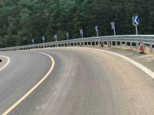 Online Exporter Highway Guardrail Drawing - Thrie beam guardrail – Huiquan