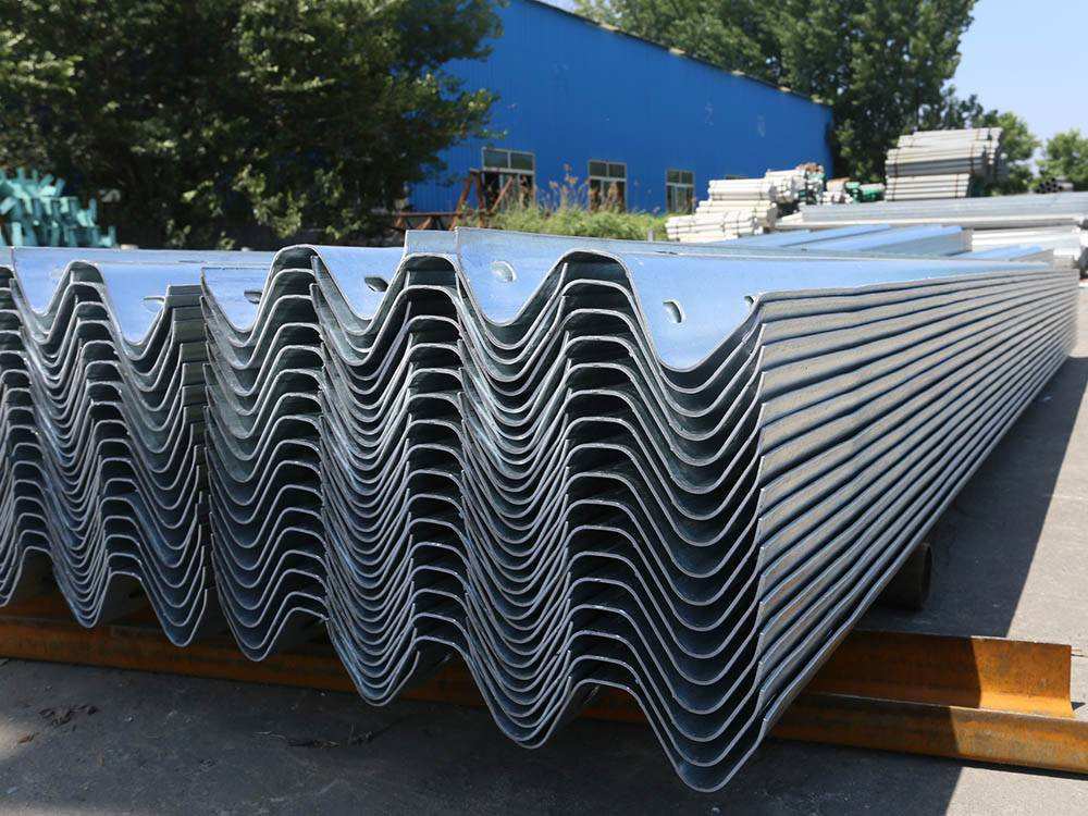 Factory wholesale Steel Highway Guardrails - W beam guardrail – Huiquan Featured Image