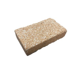 Low Porosity Refractory fire Clay Bricks for glass furnace