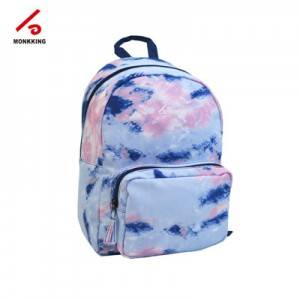 Manufacturer for China Backpack Manufacturer - Custom cute backpack China manufacturer kids school bag for kindergarten – Monkking