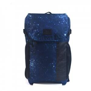 Chinese wholesale Waterproof Hydration Backpack - Milky Way Galaxy print sports backpack for traveling for daily use 20L – Monkking