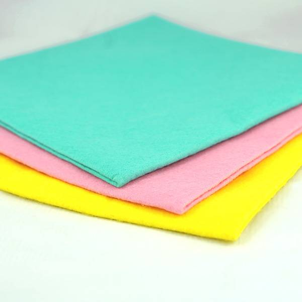 Kitchen Cleaning Felt Cloths Featured Image
