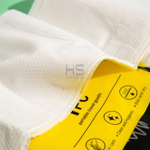 Natural Cotton Skin Friendly Lint free Hotel Spa Bath Towels Disposable Towel...
