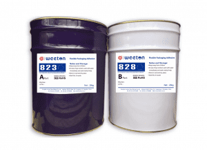 Weeton 823A/828B Two-component PU flexible packaging adhesive