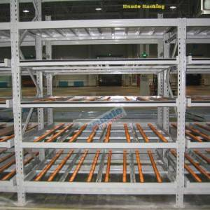 Best High Quality Stackable Rack Manufacturers –  Carton Flow Rack – Huade