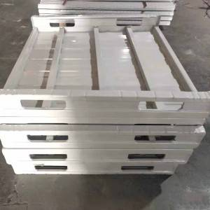 China Wholesale Pallet Rack Supplier Pricelist –  Steel Pallet – Huade