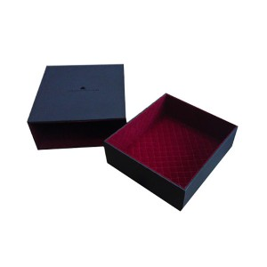 OEM/ODM Factory Printed Lift Off Lid Rigid Gift Box - Clothing Gift Box – HuaHeng