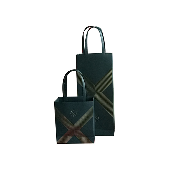 Rapid Delivery for Paper Bag Cost - Hand-held Gift Bag – HuaHeng
