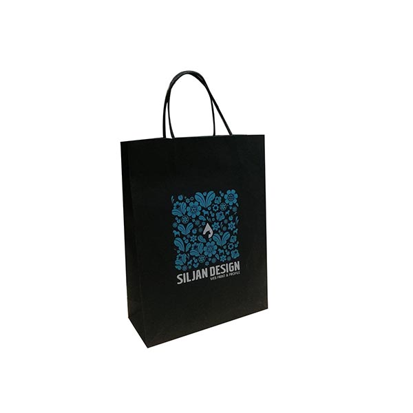 factory Outlets for Paper Bag Co - Hand-held Paper Gift Bag – HuaHeng