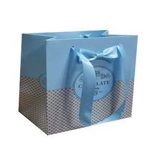 Trending Products Laminated Paper Bags - Paper Gift Bag – HuaHeng