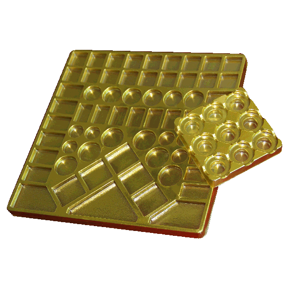 Chinese Professional Customized Plastic Blister Packing - Blister tray – HuaHeng