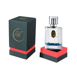 High Quality Beautiful Display Box With Fancy Printing And Custom Logo - Perfume Gift box – HuaHeng