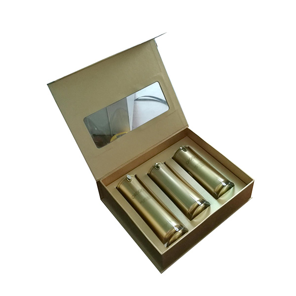 Trending Products Folding Gift Box - Cosmetic Packing Box, Clear window gift box, Made of High-quality Paper, Various Sizes and Coors are Available, Fancy cardboard gift box, Cardboard gift box, f...