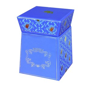 OEM manufacturer Rigid Cardboard Paper Box Shoulder Type Box With Inner Foxing - Business Perfume Gift Box – HuaHeng