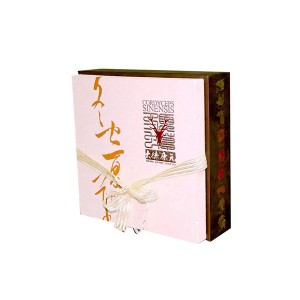 OEM/ODM Factory Printed Lift Off Lid Rigid Gift Box - Herbs Gift box – HuaHeng