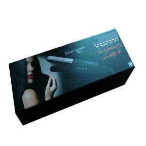 Beauty Fashionable Hair Extension Boxes Cardboard Cosmetic Packing Box, Made of High-quality Paper, Various Sizes and Colors are Available, Fancy cardboard gift box,Cardboard gift box, ideal for gi...