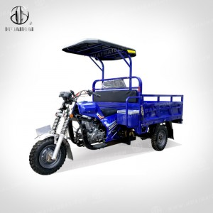 Manufacturer for Motorized Tricycles Motorbickes - Gasoline Cargo Tricycle Q8 – Zongshen