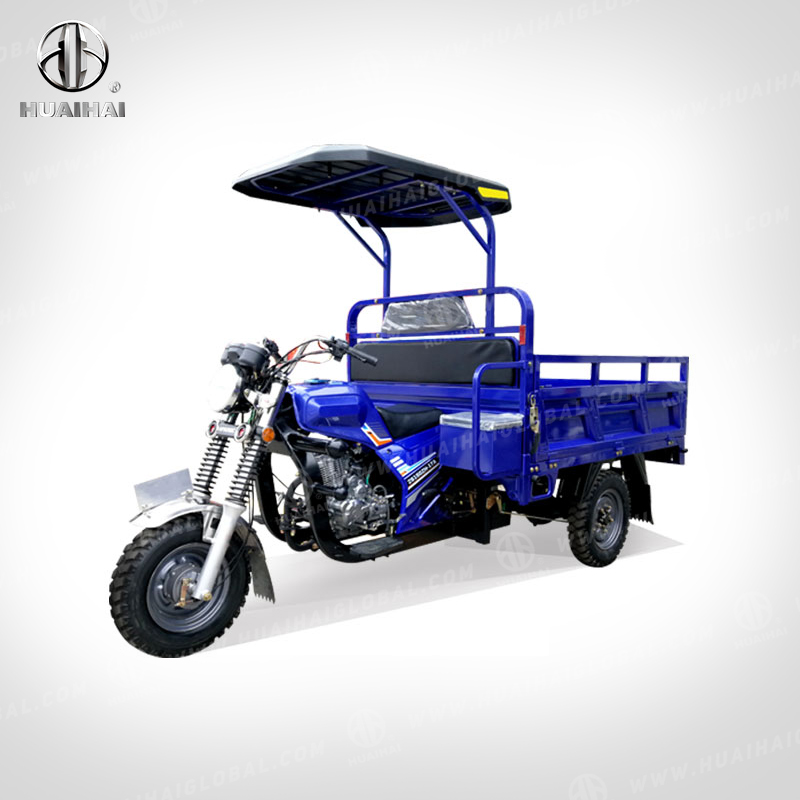 Gasoline Cargo Tricycle Q8 Featured Image