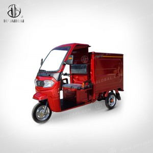 Big discounting 3 Wheel Motorcycle - Logistics electric vehicle – Zongshen